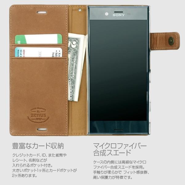 ... Xperia XZs ケース Xperia XZ カバー 手帳型 本革 Vintage Diary winglide 04 ... 41fe1837698bb