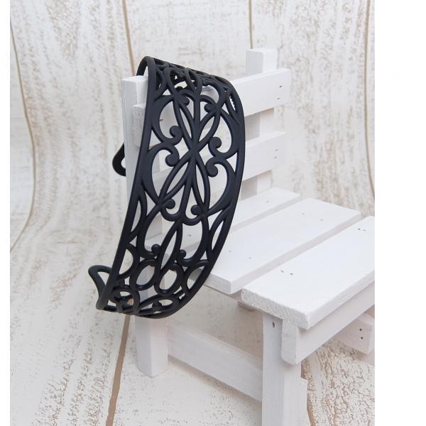 透かし編みカチューシャ 5cm 透かしレース模様 幅広 ヘアバンド アラベスクレース|wink-yafuu-store|09