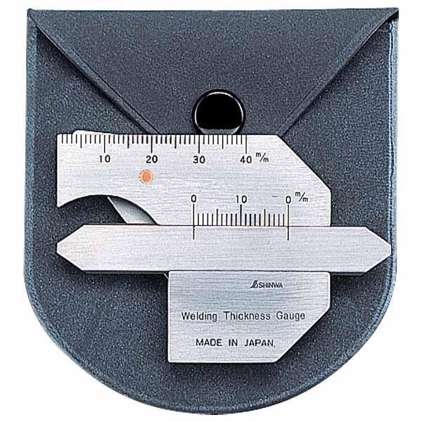 58691 SHINWA Japan Welding Thickness Guage