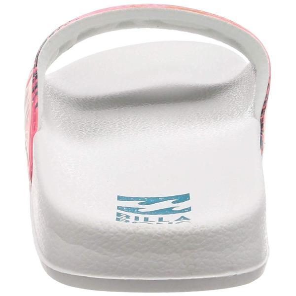 ビラボン レディース シャワーサンダル 軽量 (EVA フットベッド) AJ013-960 / SHOWER SANDAL おしゃれ 疲れに