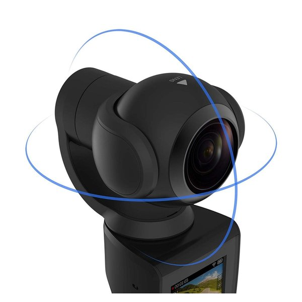 REMOVU K1 3軸ジンバル一体型4Kカメラ RM-K1 国内正規品