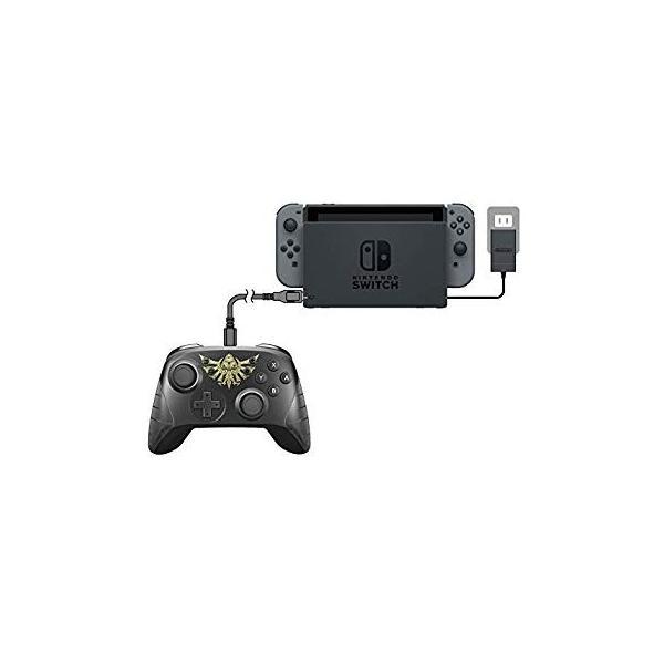任天堂ライセンス商品ワイヤレスホリパッド for Nintendo Switch ゼルダの伝説Nintendo Switch対応|wish4545|13