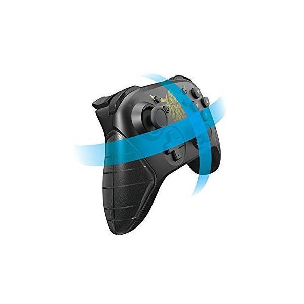 任天堂ライセンス商品ワイヤレスホリパッド for Nintendo Switch ゼルダの伝説Nintendo Switch対応|wish4545|07