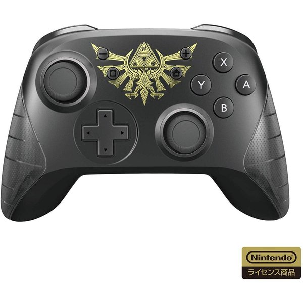 任天堂ライセンス商品ワイヤレスホリパッド for Nintendo Switch ゼルダの伝説Nintendo Switch対応|wish4545|09