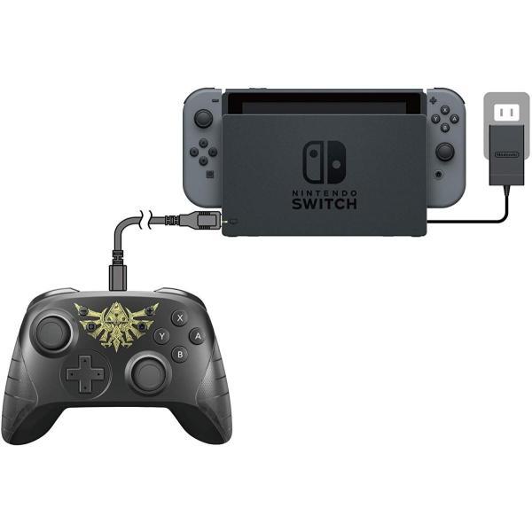 任天堂ライセンス商品ワイヤレスホリパッド for Nintendo Switch ゼルダの伝説Nintendo Switch対応|wish4545|10