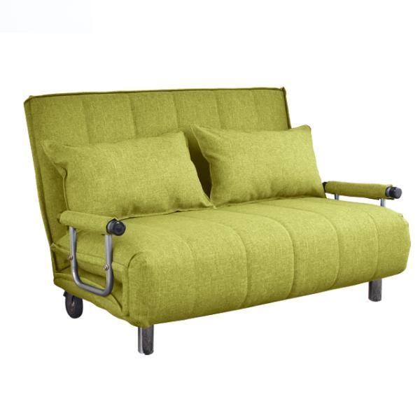 ソファ ソファベッド 洗えるソファー幅120cmキャスター付き セミダブル カバーリング  安いコンパクトソファー2人掛け 折りたたみ おしゃれ 開梱設置無料|with-sofa|18