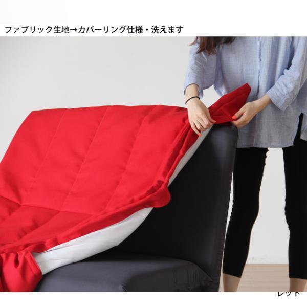 ソファ ソファベッド 洗えるソファー幅120cmキャスター付き セミダブル カバーリング  安いコンパクトソファー2人掛け 折りたたみ おしゃれ 開梱設置無料|with-sofa|10