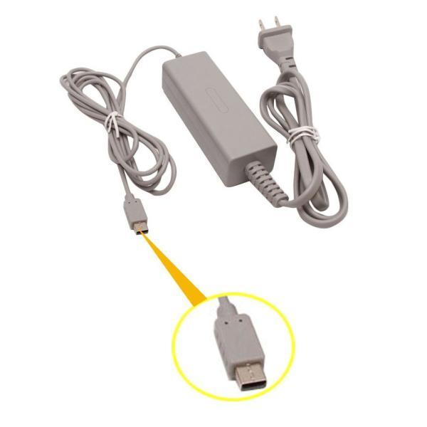 wii u 充電 Wii U 専用 充電器 ニンテンドー充電器 充電 ACアダプター互換品 wii u 充電器  withbambistore2 04