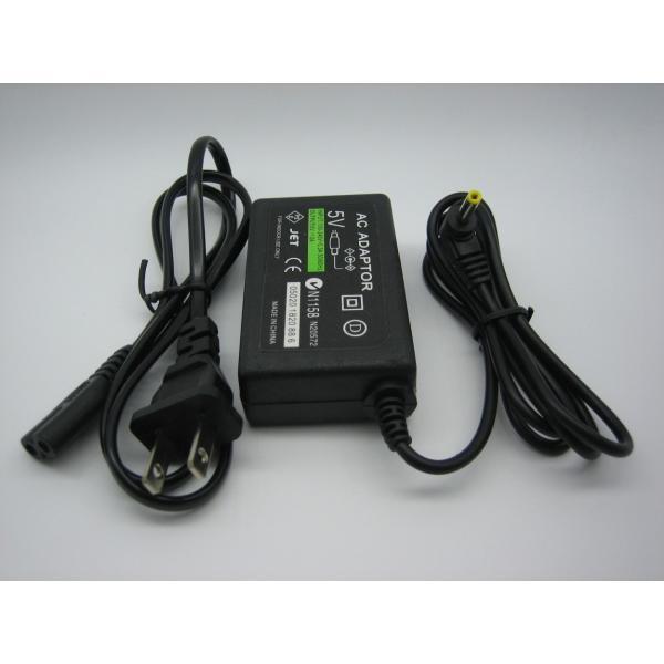 PSP 充電器 ACアダプター プレイステーション PSP-1000 PSP-2000 PSP-3000対応アクセサリ充電器 ACアダプター withbambistore 02