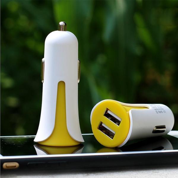 カーチャージャー シガーソケット USB 車載 車 充電器 スマホ スマートフォン タブレット 12V-24V対応 iphone Android アンドロイド アイフォン withbambistore 04