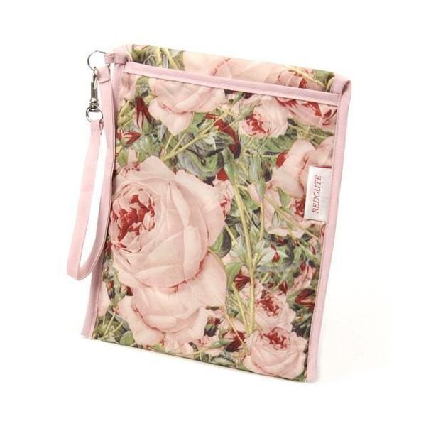 エコバッグ大 LA LUICE ルドゥーテローズ ラルイス 薔薇 ローズ おしゃれ 畳める コンパクト 薔薇雑貨