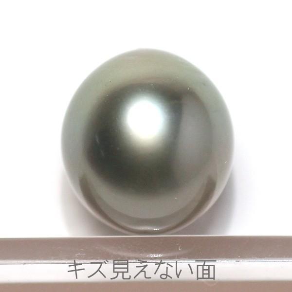 黒蝶真珠幅12mm×縦13mmパールルース珠のみ片穴あきペンダント用にお勧め|wizem|07