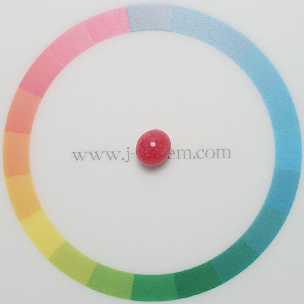 コンクパール1.100ct高品質鑑別書付約6.1mm×5.4mm×4.5mm wizem 06