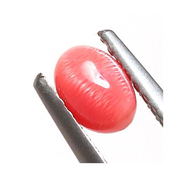 コンクパールルース0.71ct火炎模様美しくみられ約5.65mmx4.1mm×4.0mm|wizem