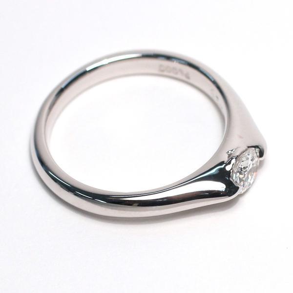ダイヤモンドリングPT900プラチナ製0.28ctサイズ11|wizem|02