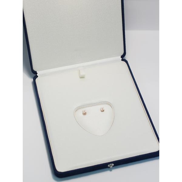 パールネックレス 冠婚葬祭 オーロラ花珠真珠7.5-8mmネックレスと8.2mmペア2点セット真珠科学研究所の鑑別書付パールキーパー高機能ケース入り色で特価|wizem|08
