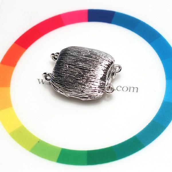 2連ネックレス用留め金具 SILVERワンタッチ 選べる配送方法360円対応商品|wizem|03