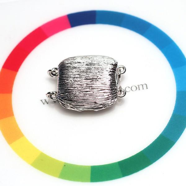 2連ネックレス用留め金具 SILVERワンタッチ 選べる配送方法360円対応商品|wizem|04