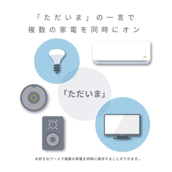 Nature スマートリモコン Nature Remo mini Remo-2W1|wkwkintl|08