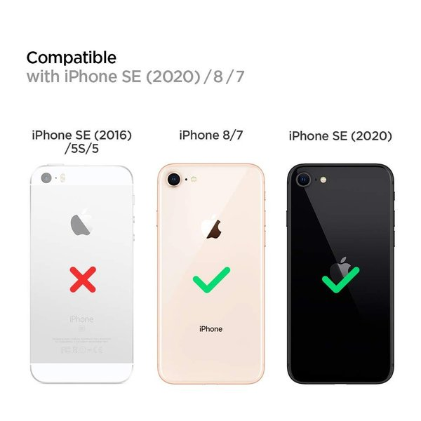 スマホケース Spigen シュピゲン iPhone 8 / 7 リキッドエアー ブラック 042CS20511|wlo|02