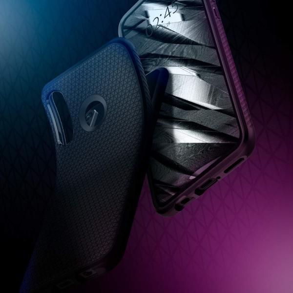 スマホケース Spigen HUAWEI P30 lite / P30 lite Premium L39CS25738 ( マット・ブラック ) wlo 08