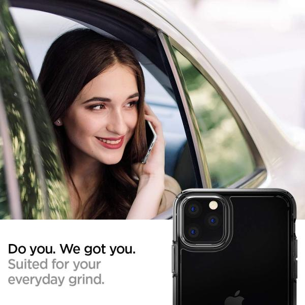 スマホケース Spigen iPhone 11 Pro 5.8インチ ウルトラ ハイブリッド 077CS27233  クリスタル クリア|wlo|02