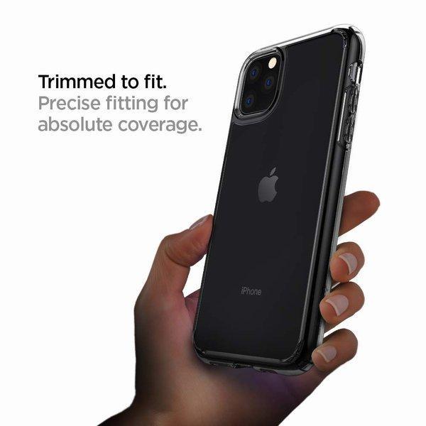 スマホケース Spigen iPhone 11 Pro 5.8インチ ウルトラ ハイブリッド 077CS27233  クリスタル クリア|wlo|05