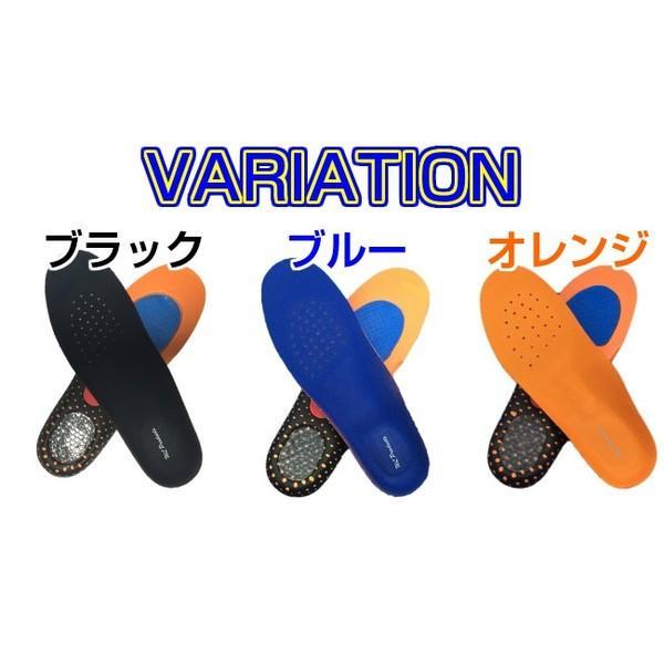 タイムセール インソール 衝撃吸収 メンズ レディース 立体構造 靴の中敷き 安全靴 ワークブーツ 送料無料|wls|05