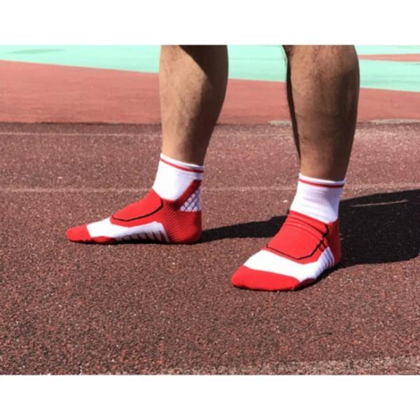 スポーツ ソックス 靴下 登山 アウトドア ウォーキング 適度な締めつけ感が人気の秘密|wls|06