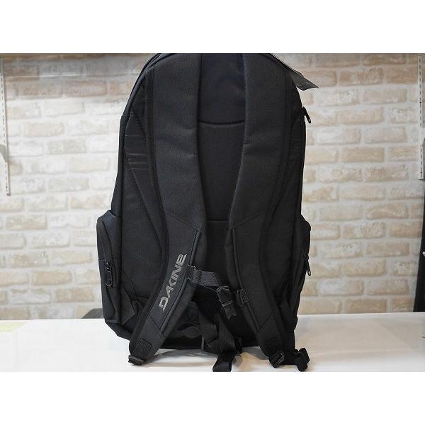 19 DAKINE ダカイン バックパック MISSION 25L - BLACK(BLK) 国内正規品