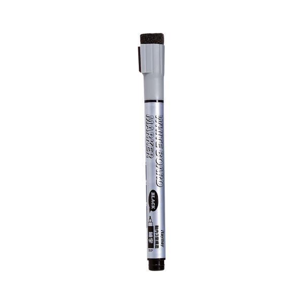 (まとめ) レイメイ藤井 ボードマーカー 細字(1.0mm) LBM154B ブラック 1本入 〔×30セット〕