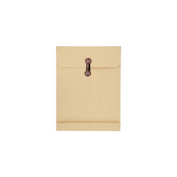 (まとめ) TANOSEE 保存袋 角2 335×255mm マチ幅35mm 1パック(10枚) 〔×10セット〕