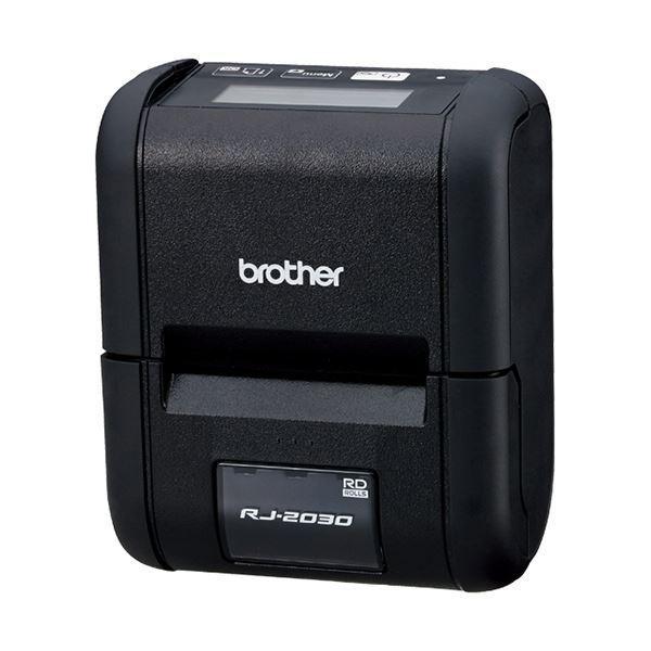 ブラザー 2インチ用紙幅感熱モバイルプリンター(レシート専用モデル)RJ-2030 1台