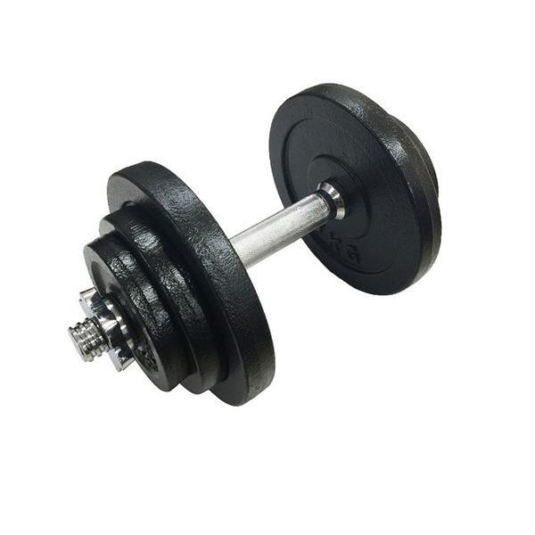 パワーダンベル 20kgセット 重量調整可能