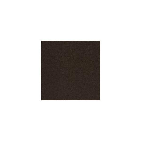 〔12個セット〕 レック ぴたQ 吸着タイルマット 45×45cm ブラウン 4枚入 O-783