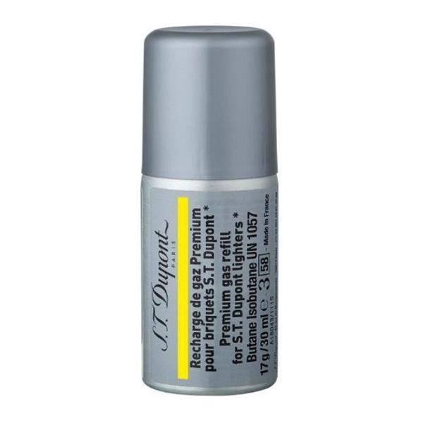 デュポン 新ガスリフィール 複数回使用可能 ガスボンベ 30ml 黄 432 イエロー (金) 1本