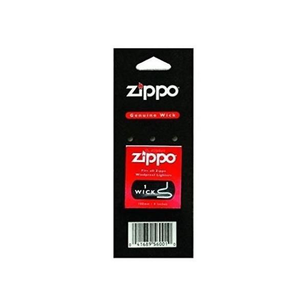 ZIPPO ジッポー ウィック 替え芯 100mm 【投函便にて送料無料】