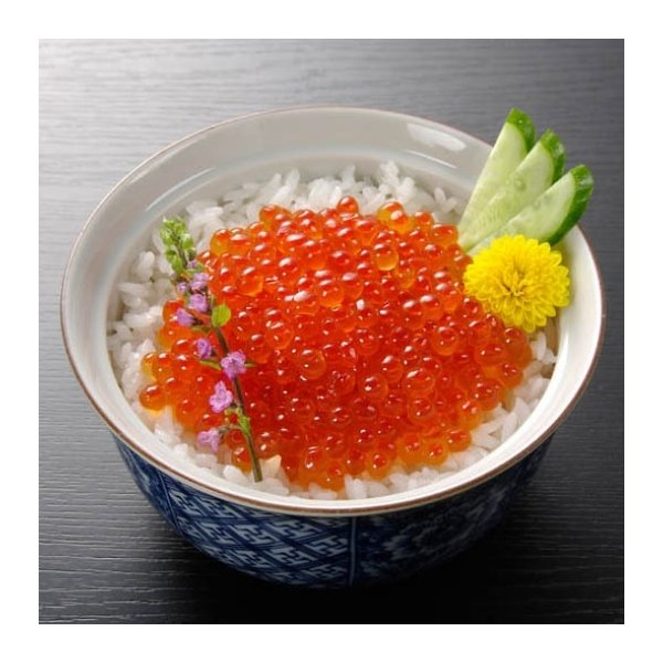 北海道 知床羅臼産 いくら醤油漬け 9パック 0080239