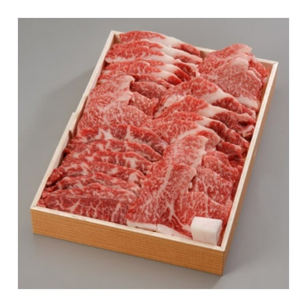 三重「霜ふり本舗」松阪牛 網焼・焼肉 モモ・バラ1kg 1870037