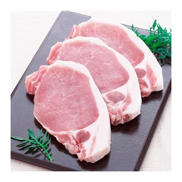 長野県産SPF豚 ロースステーキ 100g×3枚 3950106