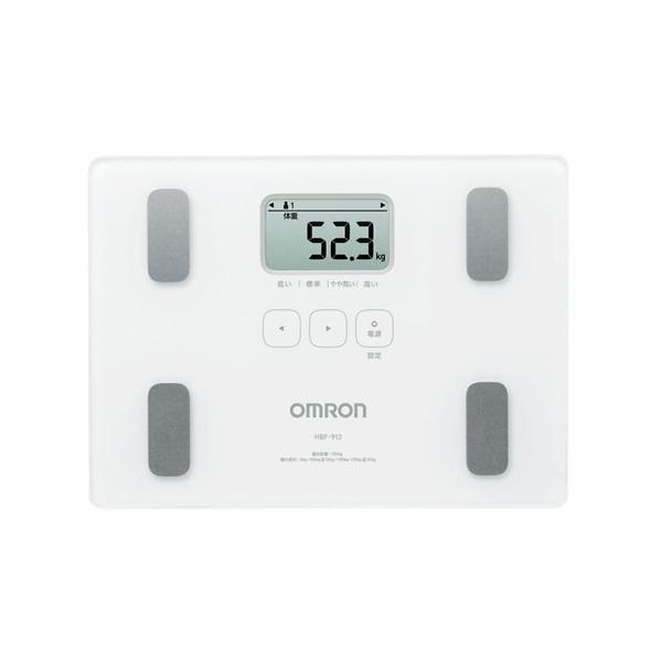 OMRON オムロン 体重体組成計 HBF-912