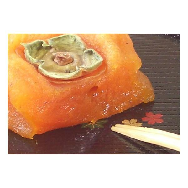 とろける あんぽ柿 70g×12個 お誕生日祝い・出産内祝い・ セール 送料無料 プレゼント|wochigochi|02