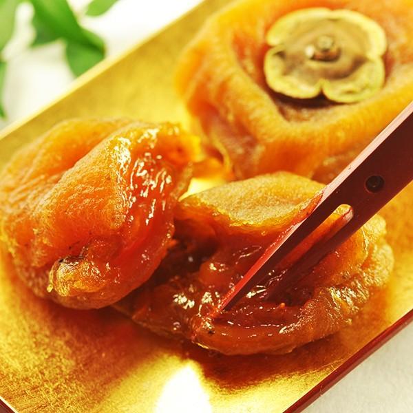 とろける あんぽ柿 70g×12個 お誕生日祝い・出産内祝い・ セール 送料無料 プレゼント|wochigochi|04