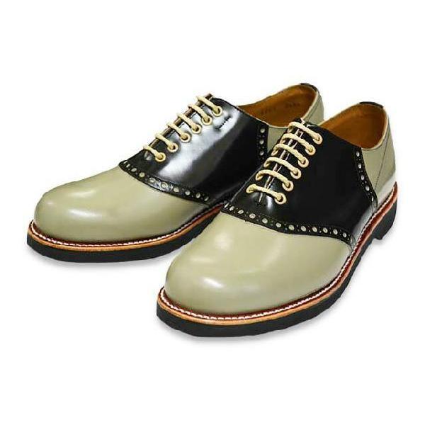 """全2色GLAD HAND×REGAL/グラッドハンド×リーガル「Saddle Shoes""""Ladies""""/サドルシューズ""""レディース""""」送料・代引き手"""