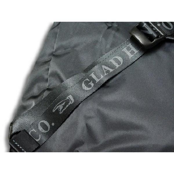 全2色GLAD HAND/グラッドハンド×PORTER/ポーター2018SS「Snack Pack Rucksack/スナックパックラックサック」送料