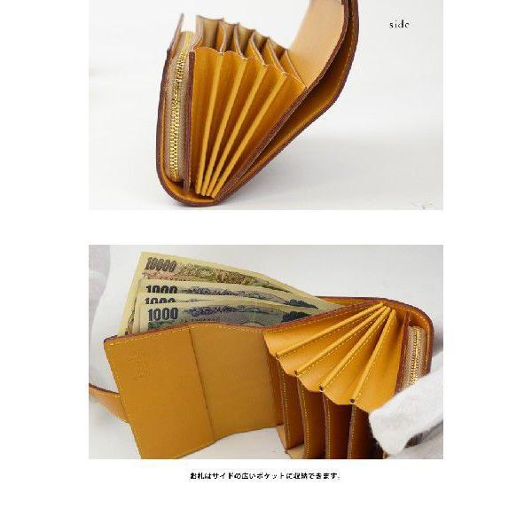 アイソラ Isola 二つ折り財布|womanremix|05