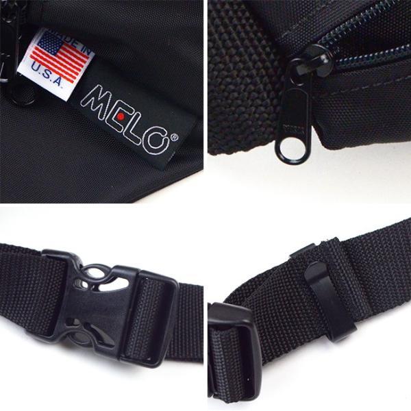 メロ MELO ミディアムウエストバッグ MEDIUM WAIST BAG (K1) 1430K-1|womanremix|08