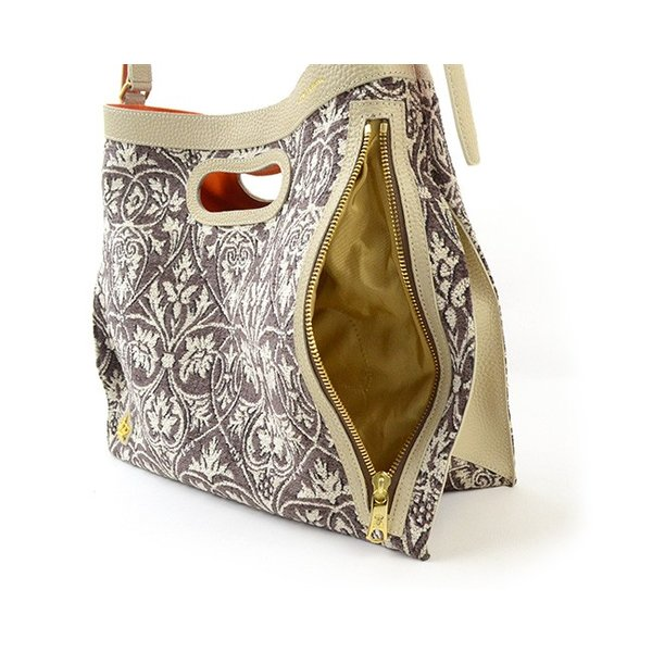 (ポイント10倍) ADMJ エーディーエムジェイJacquard Pattern One Shulderbag ジャガード柄 ワンショルダーバッグ 19AW01018|womanremix|08