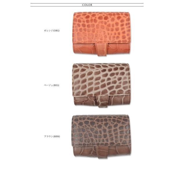 アイソラ Isola 二つ折り財布 レディース|womanremix|07