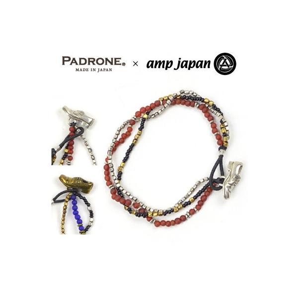 パドローネ PADRONE アンプジャパン amp japan シューズコンチョアンクレット Shoe Concho Anklet PG9997-7011-16C|womanremix
